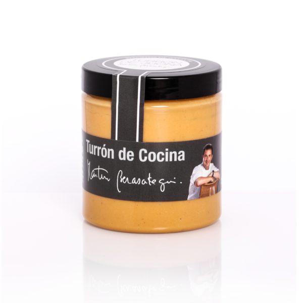 Turrón de Jijona para cocinar Martín Berasategui
